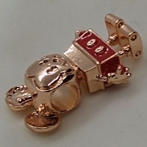 Robot Minnie Mouse Charm